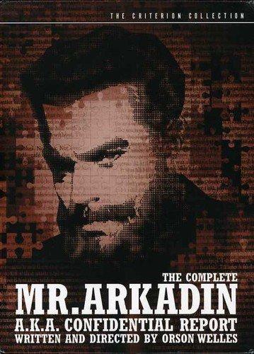 Complete Mr Arkadin (Criterion Collection) (Full Frame, Black & White, 3PC)