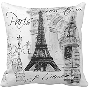 Amazon Com Emvency Decorative Throw Pillow Cover King