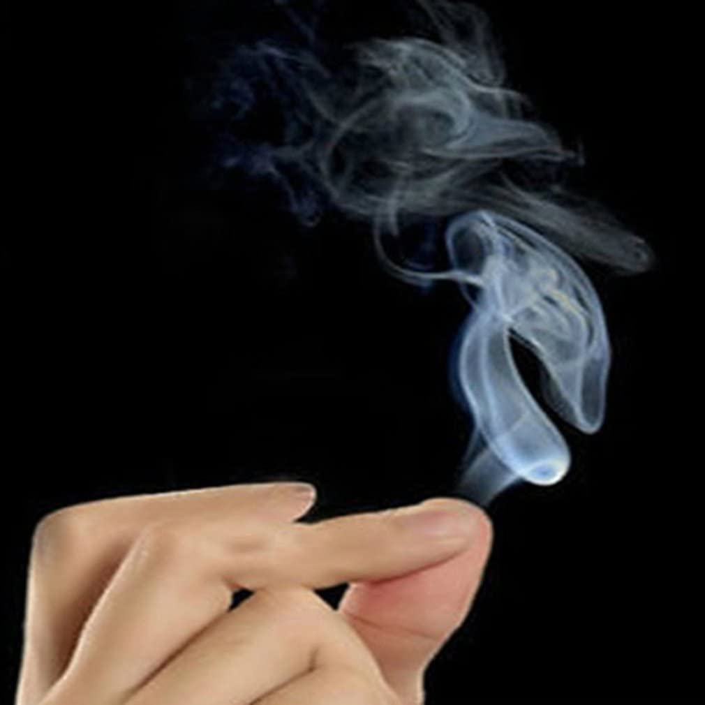 GGOOD 10 Pc-neuheit-magisches Papier Rauch Vom Finger Tip Zaubertrick /Überraschung Streich-Witz-zaubertricke Lustigen Spielzeug-zubeh/ör