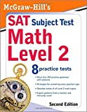 McGraw-Hill's SAT Subject Test: Math Level 2, Second Edition (McGraw-Hill's SAT Math Level 2) by John J. Diehl (2009-03-01)