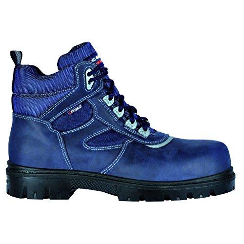 Cofra 26660-000.W46 Propelling S3 SRC Scarpe di di sicurezza, taglia 46, colore: blu