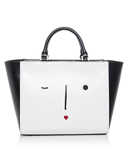 6e0300b7900c3 Lulu Guinness new face Cesca Tote Bag Multi-Coloured multi-coloured Size   Unique