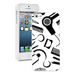 For Case For Iphone 4/4S Cover Hard Hair Stylist Tools
