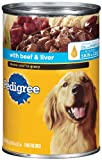 Pedigree Choice Cuts in Gravy with Beef And Liver, 22-Ounce (Pack of 12), My Pet Supplies
