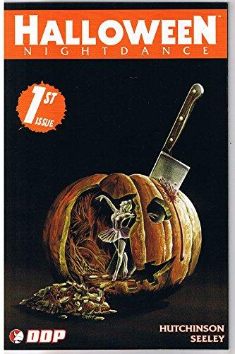 HALLOWEEN NIGHTDANCE #1 C, NM, Horror, Slasher, Blood, 2008, more in (Nightdance Halloween Comic)