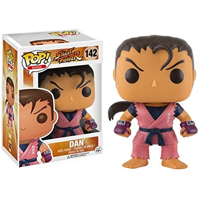 Funko Street Fighter Dan Pop Games Figure: Funko Pop! Games:: Toys & Games