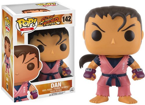 Funko Pop! Street Fighter - Dan