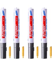 ABOAT Grout Pen White Grout Repair Marker with Replacement Nib Tip to Restore The Look of Tile Grout Lines