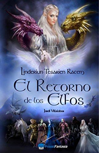 Portada del libro El retorno de los elfos de Jordi Villalobos
