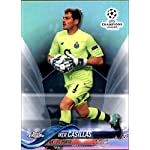 2018 Topps Chrome UEFA Champions League Refractor #44 Iker Casillas