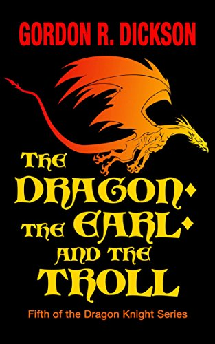 book cover of The Dragon, the Earl, and the Troll