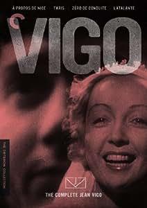 The Complete Jean Vigo (À propos de Nice / Taris / Zéro de conduite / L'Atalante) (Criterion Collection) (Version française)