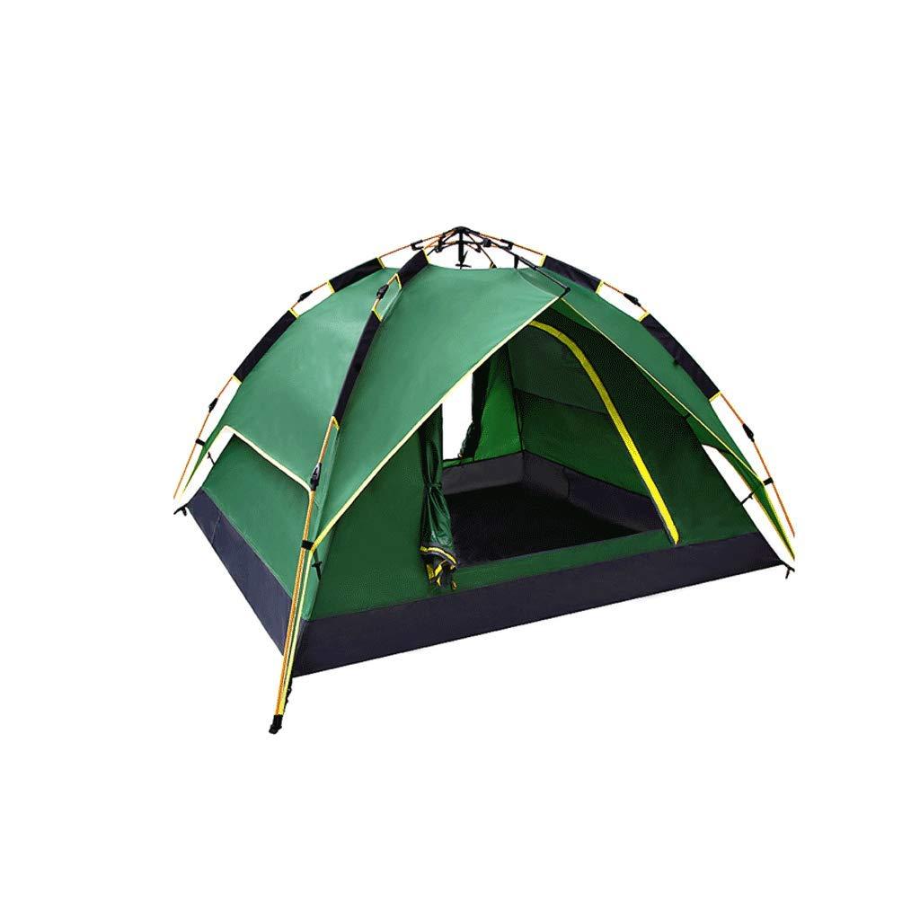 XXW Tente Tente de Pluie s'élevante extérieure de Tente de Camping hydraulique de Famille Tente Extérieure  -