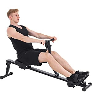 KUCATE Rowing Machine Rower for Home Use