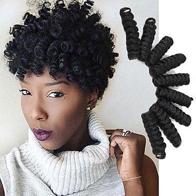 GOOD AND GOOD- Pelucas @ Croché hinchable Curl Trenza de la ...