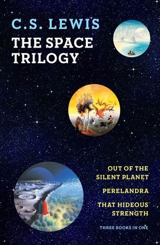 The Space Trilogy (Out of the Silent Planet, Perelandra, That Hideous Strength) by C.S. Lewis (2011) Paperback]()