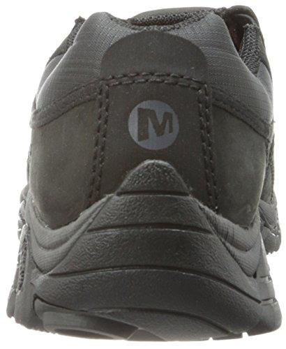 Merrell MOAB ROVER MOC, Mocassins pour homme, Noir (nero (Black)), US 8 2E|UK 7|EU 41