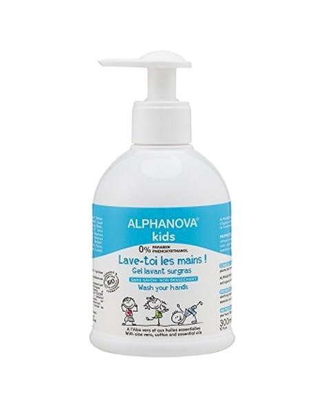 Alphanova Gel Desinfectante Lávate Las Manos ...