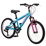 """20"""" Byte Girls Mountain Bike, Teal and Pink by Mongoose"""