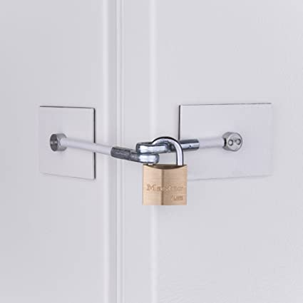 refrigerator door lock other products amazon com