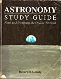 Astronomy Study Guide, Gowdy, Robert H., 0757507204