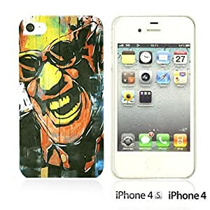 alTM - Celebrity Star Hard BackDiy For Ipod 2/3/4 Case Cover Ray Charles