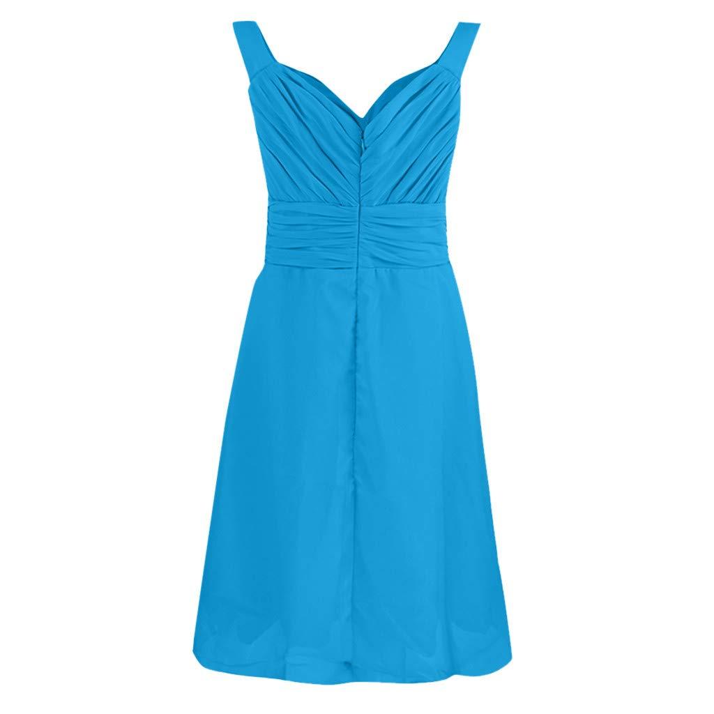 Oksea - Vestido de Baile de graduación para Mujer, Formal, para ...