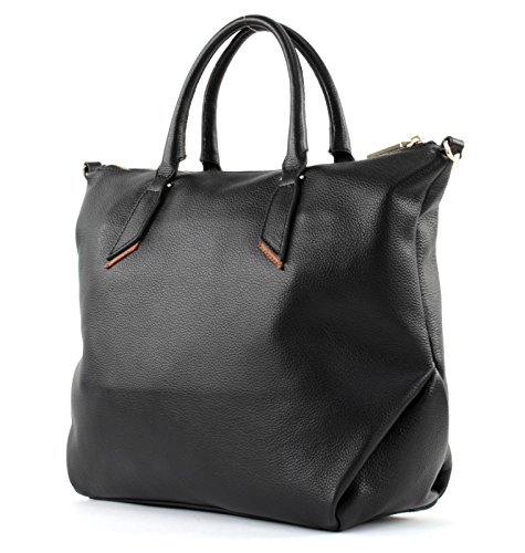Sac in à Sac leather Sac in main leather main à qUECCw8