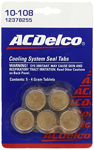 genuine-gm-fluid-3634621-cooling-system-seal-tablet-4-grams-pack-of-5