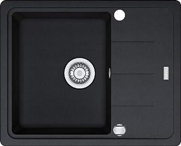 Franke Basis Bfg 611 62 Onyx Granit Kuchenspule Einbauspule