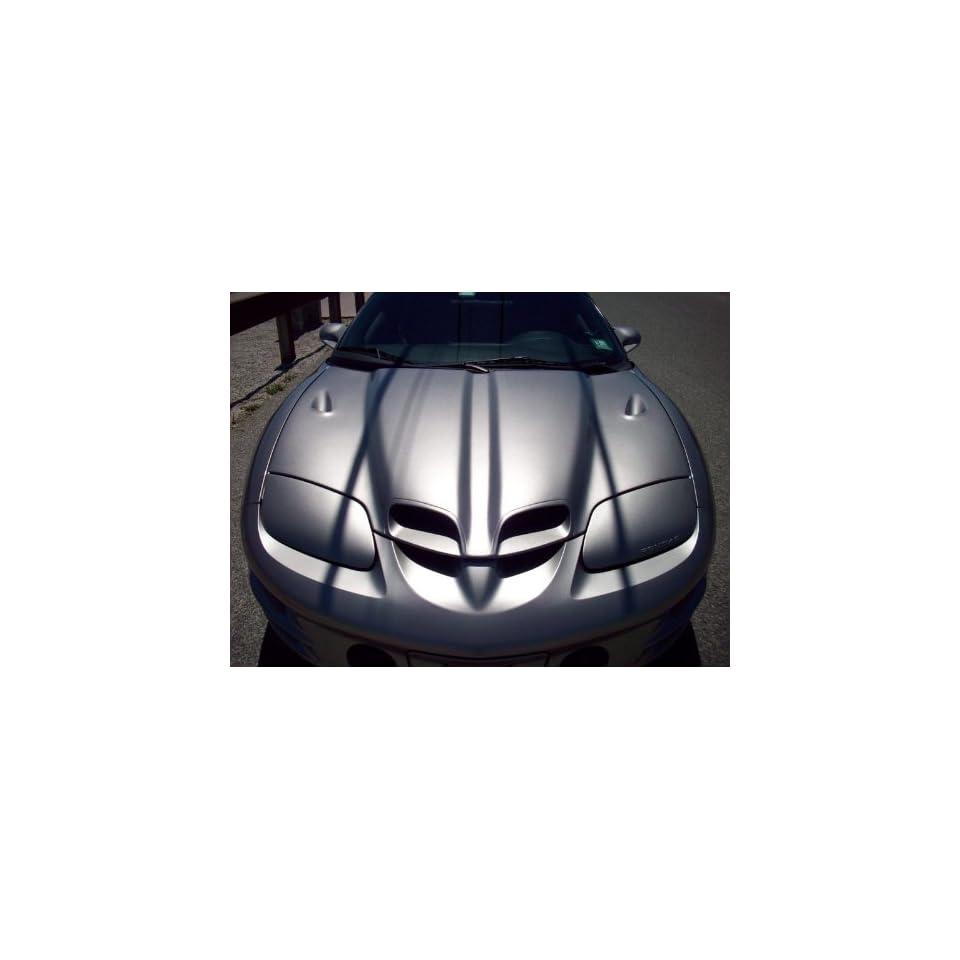 1998 2002 Pontiac Firebird WS9 Ram Air Heat Extraction Fiberglass Hood