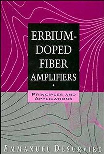 Erbium-Doped Fiber Amplifiers: Principles and Applications