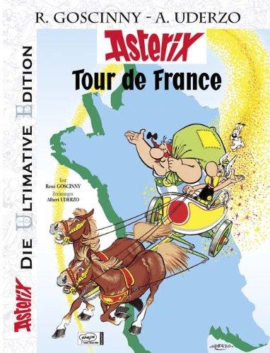 Die ultimative Asterix Edition 05: Tour de France (Asterix Die ultimative Asterix Edition, Band 5)