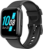 YAMAY Smart Watch, Watches for Men Women Fitness Tracker Blood Pressure