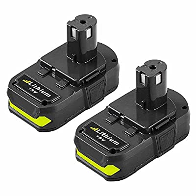 Replacement Ryobi charger M18 charger and Dewaltr 18v battery