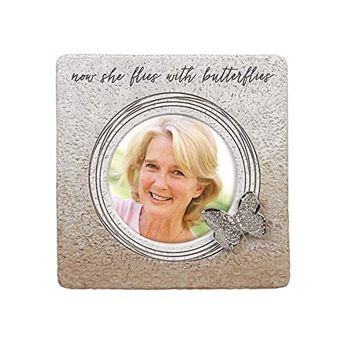 Grasslands Road Now She Flies with Butterflies Frame (Butterfly Frame)
