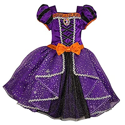 Disney Minnie Mouse Witch Costume for Kids Multi: Clothing