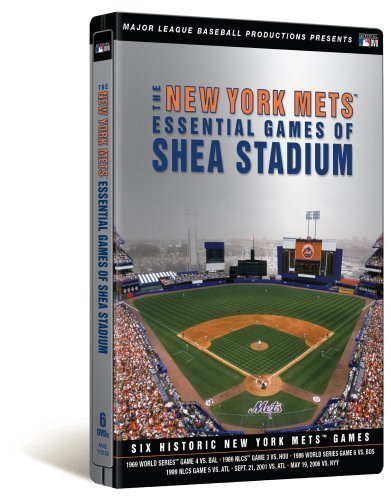 The New York Mets Essential Games Of Shea Stadium by A&E HOME VIDEO