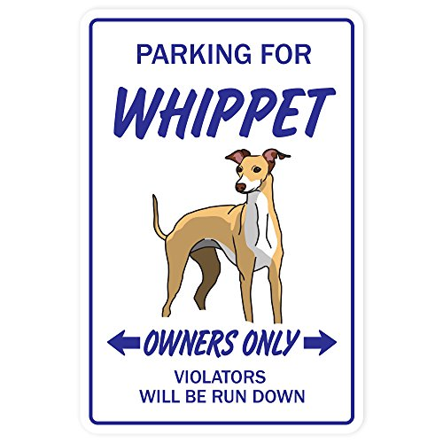 Whippet Street [3 Pack] of Vinyl Decal Stickers | 1.5