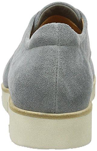 Mujer Think para Amoi Cordones Elefant 17 Zapatos de Kombi Derby Gris YxOYPqrw