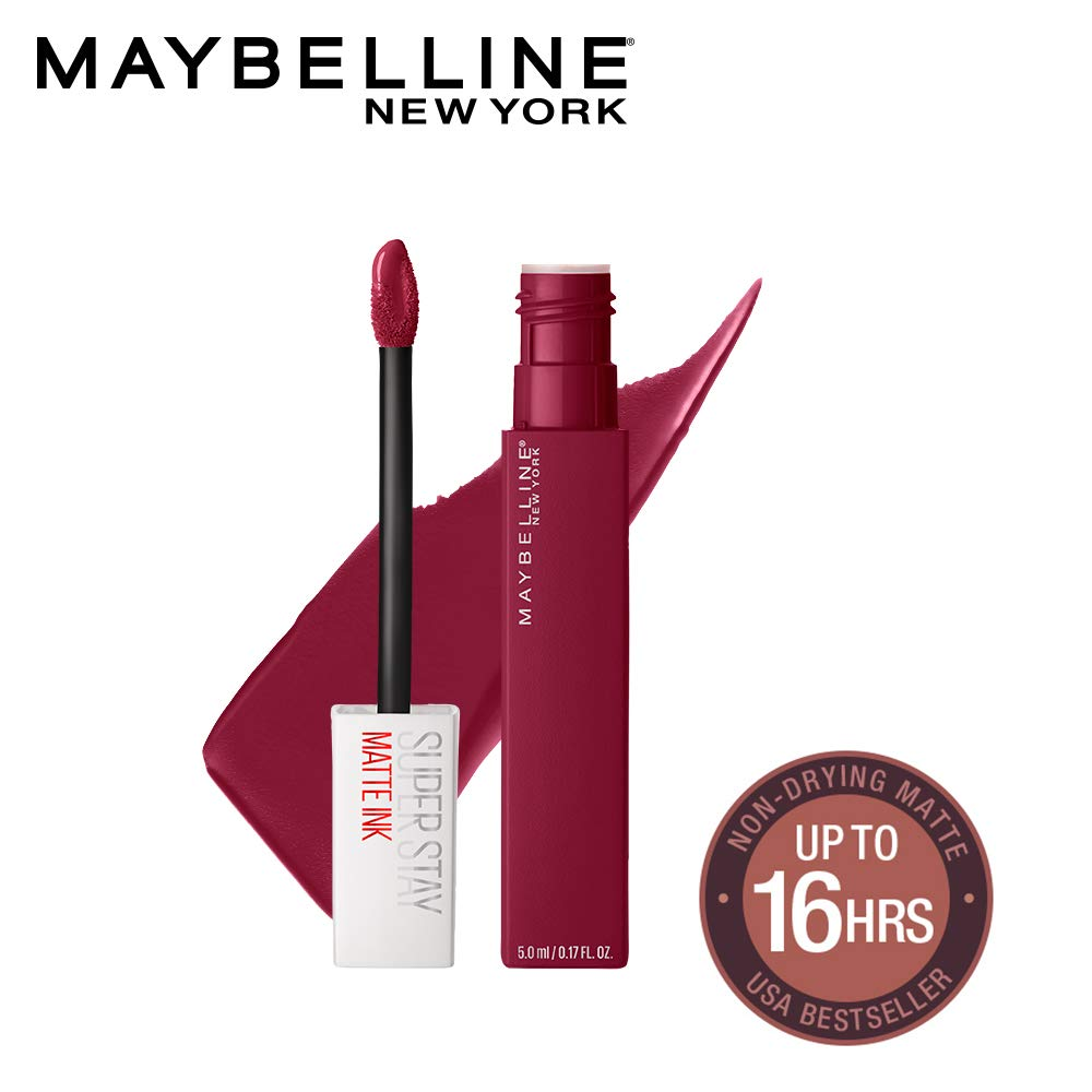 Maybelline-New-York-Super-Stay-Matte-Ink-Liquid-Lipstick thumbnail 91