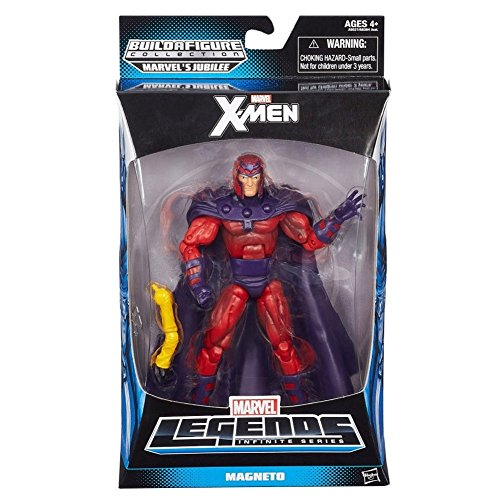 Marvel Magneto - X-Men Legends: Magneto Action Figure