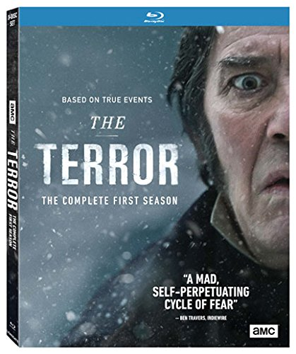 Blu-ray : The Terror: The Complete First Season (Widescreen, 3 Pack, 3PC)