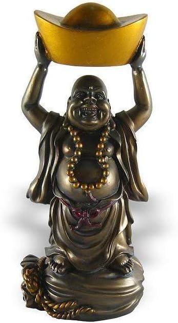 Joie et Bonheur Familial lachineuse Bouddha Rieur aux 5 Enfants
