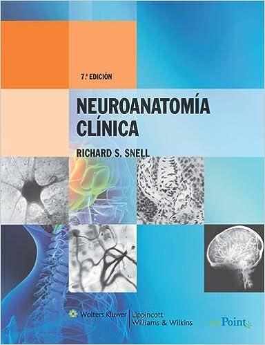 gratis el libro de neuroanatomia clinica de snell