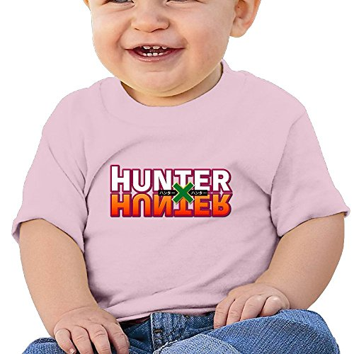 pontaon-kids-toddler-anime-hunter-x-hunter-logo-cotton-little-boys-and-girls-t-shirt-pink-12-months