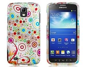 Conseguir Caja colorida de la impresión de plástico para Samsung I9295 Dot Galaxy S4 activo