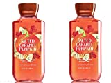 Bath & Body Works Salted Caramel Pumpkin Shower Gel 2 Pack Review