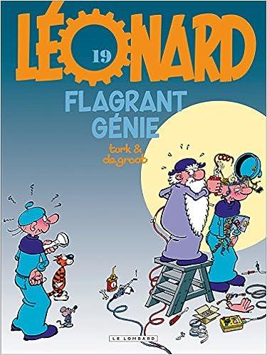 Livres Léonard - tome 19 - Flagrant génie pdf ebook
