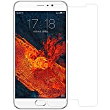 Kepuch Meizu Pro 6 Plus Screen Protector - 2 Pack Tempered Glass Film 9H Hardness Curved Edge Protection for Meizu Pro 6 Plus